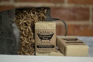 Debbie's Handmade Soap Urban Cowboy (4 bars)