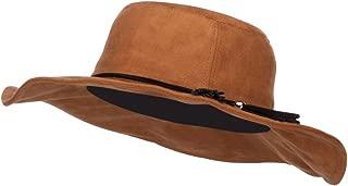 Jeanne Simmons Bolero Style Tassel Hippy Brim Hat