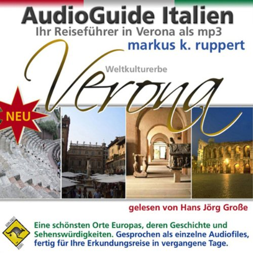 Verona, der AudioGuide Titelbild