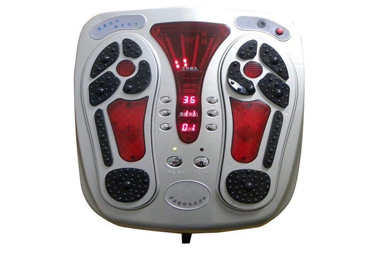 未亡人素人空電磁式フットサーキュレーションマッサージャー、リモートコントロール、血液循環を改善し、痛みや痛みを和らげるのに役立ちます。
