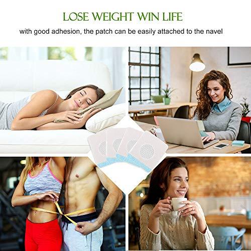 (90 PCS) Weight Loss Sticker, Quick Slimming Tightening Sticker for Beer Belly, Buckets Waist, Waist Abdominal Fat 5