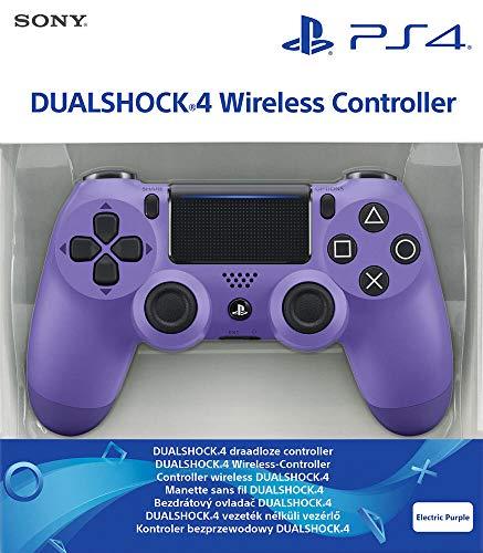 Sony DualShock 4 Controller (PlayStation 4) Violett (Electric Purple)
