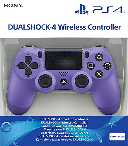 Sony DualShock 4 Controller (PlayStation 4) Electric Purple