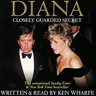 Diana: Closely Guarded Secret cover art