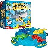 Wowow Toys & Games Hungry Snappy Shark Juego de mesa de la familia   Gran clásico entretenimiento familiar para niños adultos niños y niñas a partir de 3 años