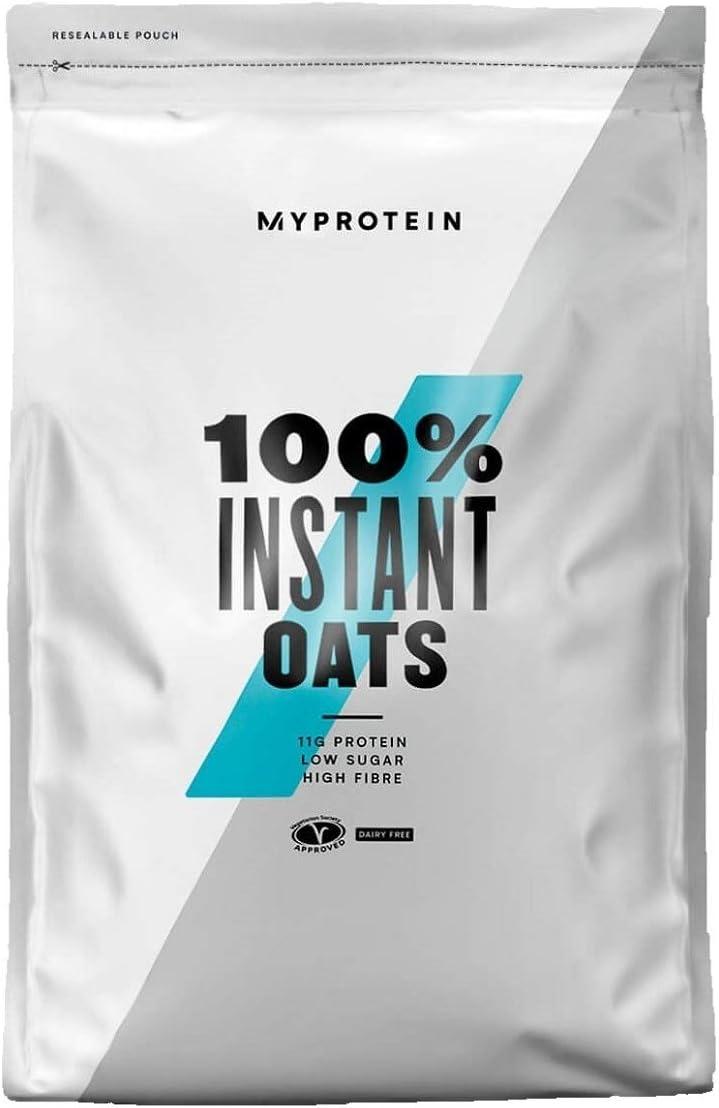 Myprotein 100% Instant Oats (2500g) 1 Unidad 2500 g