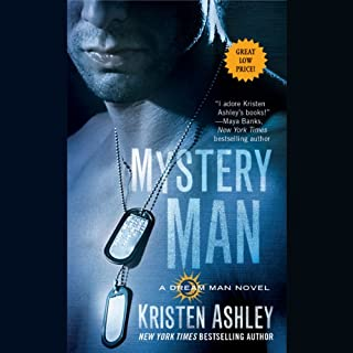 Mystery Man audiobook cover art