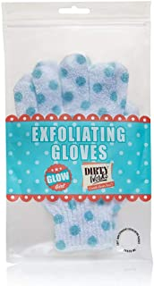 Dirty Works Exfoliating Gloves