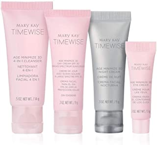 TimeWise Miracle Set Age Minimize 3D Mary Kay Time Wise Combination To Oily