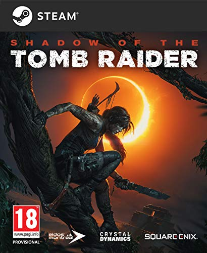Shadow of the Tomb Raider - Standard Edition | Código Steam para PC