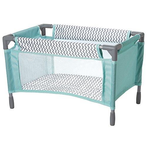 Best toy baby doll crib