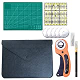 Best Rotary Cutters - Queta Rotary Cutter Tool Kit Fabric Cutter Set Review