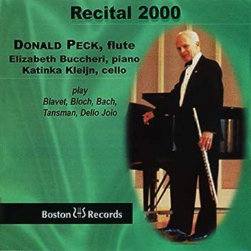Recital 2000