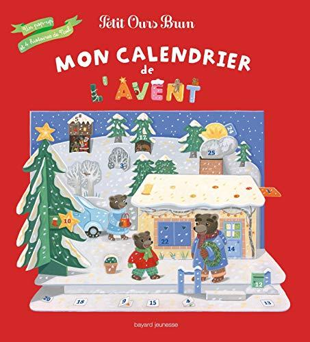 Mon calendrier de l'Avent Petit Ours Brun