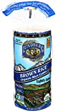 Lundberg Gluten-Free Brown Rice Organic Rice Cakes Lightly Salted -- 8.5 oz
