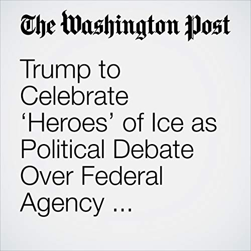 Trump to Celebrate 'Heroes' of Ice as Political Debate Over Federal Agency Intensifies Ahead of Midterms copertina