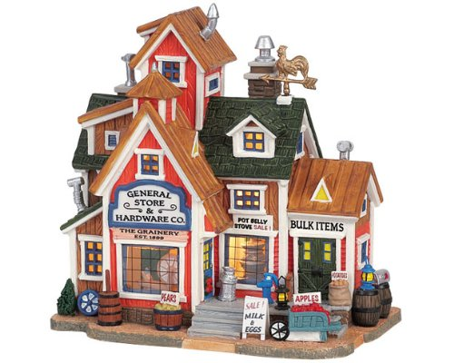 Lemax Harvest Crossing Village Collection General Store & Hardware Co. #65363