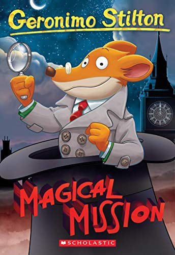 Magical Mission (Geronimo Stilton #64), Volume 64