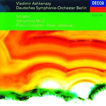 Scriabin: Symphony No. 2 / Piano Concerto