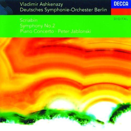 Peter Jablonski, Deutsches Symphonie-Orchester Berlin & Vladimir Ashkenazy