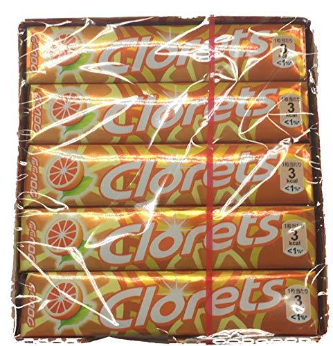 モンデリーズ・ジャパンクロレッツXPオレンジミント14粒×20本