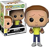 Funko 9016 and S1 No Actionfigur Rick Morty, gelb, Standard - Funko Pop! Animation: