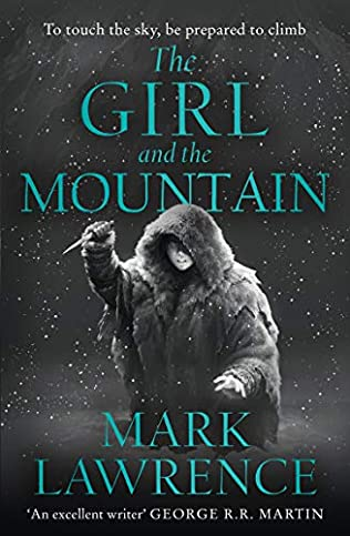 book cover of The Girl and the Mountain