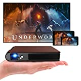 10 Best Pocket Projector with Airplay Miracasts