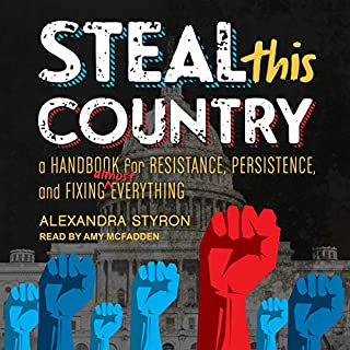 Steal This Country audiobook cover art