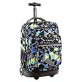 Best Wheeled Backpacks - J World New York Sundance Rolling Backpack Girl Review