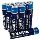 """Qualità High Performance """"Made in Germany"""", prodotto di marca realizzato in Germania Le batterie di qualità premium offrono la stessa quantità di energia con prestazioni più durature nel tempo 10 Resistenza pluriennale, tenuta stagna, durature e cert..."""