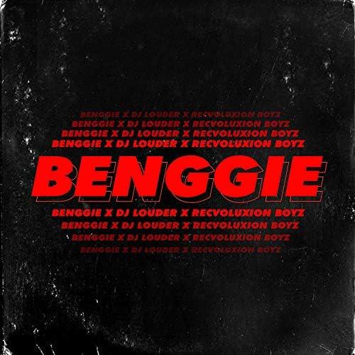 DJ Louder, Benggie & Recvoluxion Boyz