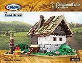 BlueBrixx 11002 – Kingdome Come Deliverance, Deutsch's House mit 397 Bauelementen. Kompatibel mit Lego. Lieferung in Originalverpackung.