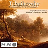 "Tchaikovsky: Symphonies Nos. 4, 5 & 6 ""Pathetique"" (Digitally Remastered)"
