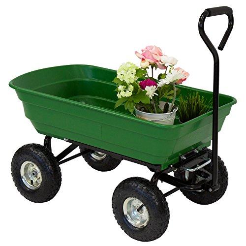 Garden Tools Dump Cart...