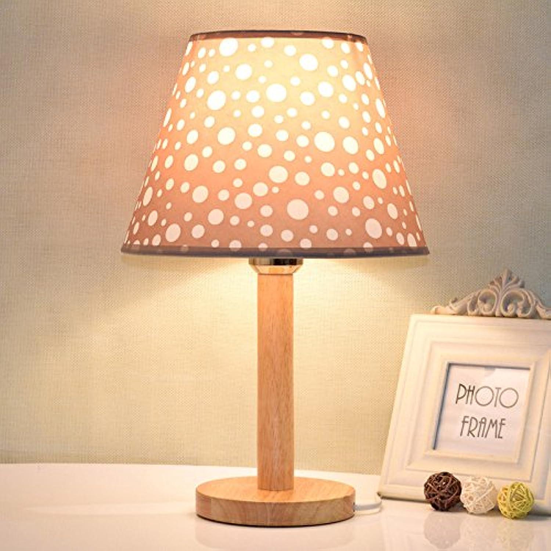 Die Reizende Kinder Schlafzimmer Mit Lampe Holz, Hlzerne Dekoratives Licht Holz,stellbare Energiesparende Grüne Led,B,Dimmer Wechseln