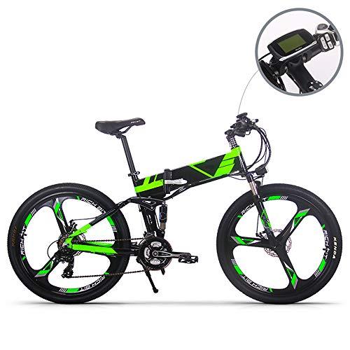 HUATXING Elektro-Fahrrad-Berg elektrisches Fahrrad 36V * 250W 12.8Ah Lithium-Batterie Ebike innen Li-Batterie