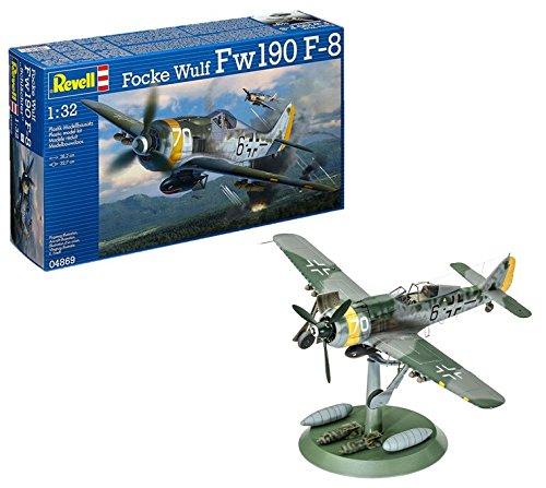 Revell 04869 Focke Wulf Fw190 F-8 Model Kit