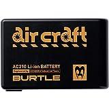 バ-トル エアークラフトリチウムイオンバッテリー AC210-35-F ブラック AC210-35-F