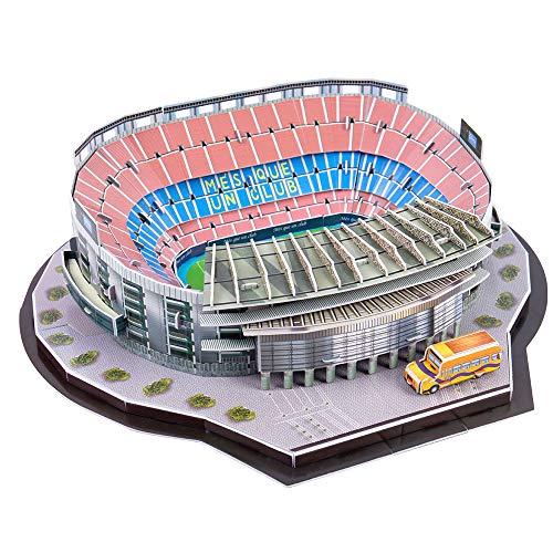 JUMOWA Puzzle de Estadio de fútbol