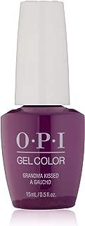 OPI Fall 2018 Peru Collection GelColor Gel Polish