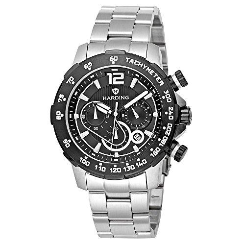 Orologio Harding HS0305Speedmax–Scatola e cinturino in acciaio