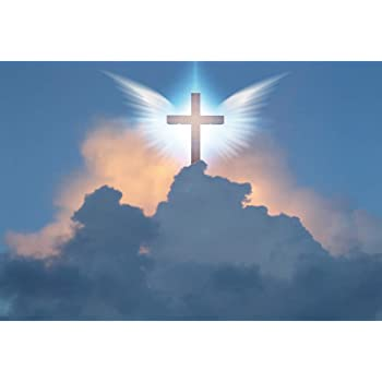 amazon com yongfoto 5x3ft jesus cross sunshine backdrop angel wings clouds photography background holy light easter christian pictures kids adult artistic portrait photo booth studio props wallpaper camera photo yongfoto 5x3ft jesus cross sunshine backdrop angel wings clouds photography background holy light easter christian pictures kids adult artistic
