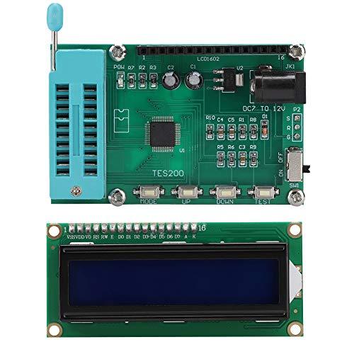 Zhiyavex IC Tester Module, IC Logic Gate Tester, with Display Gate Tester, Long Term Use,