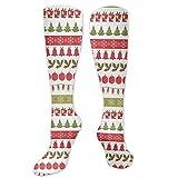Calcetines para niños, diseño de bolas de Navidad de diciembre, árboles, flores, fiestas de Año Nuevo, calcetines para mujeres y hombres, lo mejor para correr, atletismo, senderismo, viajes, vuelo