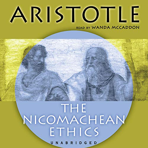 The Nicomachean Ethics cover art