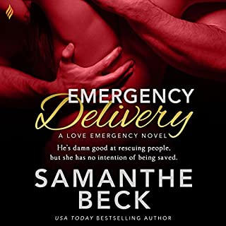 Emergency Delivery     Love Emergency, Book 2              By:                                                                                                                                 Samanthe Beck                               Narrated by:                                                                                                                                 Kristin Watson Heintz                      Length: 7 hrs and 51 mins     2 ratings     Overall 3.5