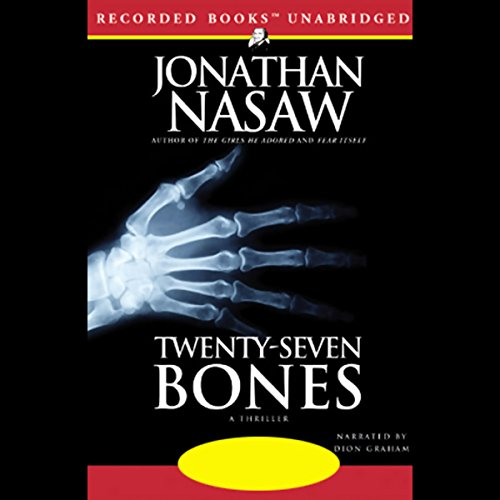 Twenty-Seven Bones audiobook cover art