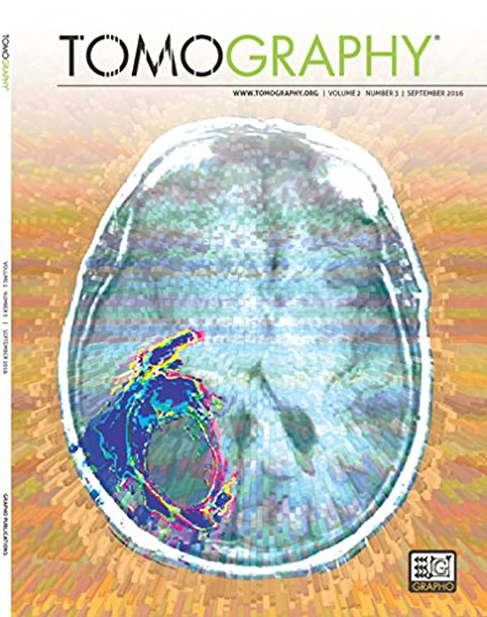 Tomography : a Journal for Imaging Research