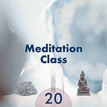 20 Instrumental Tracks for Meditation Class